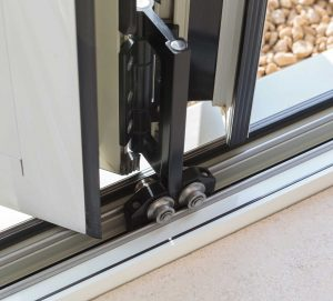 How do bifold doors work?