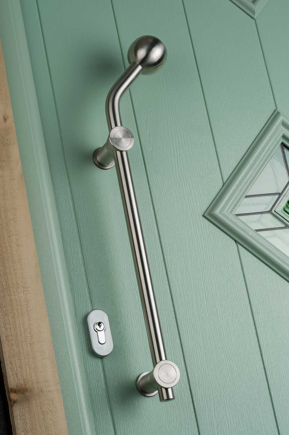 Chartwell Green Front Doors