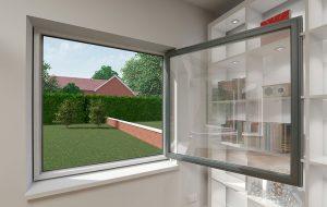Tilt and turn windows Buckinghamshire
